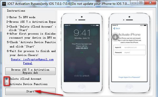iphone6官方解锁工具(苹果6id锁破解软件)截图0