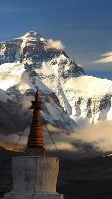 西藏风景壁纸截图