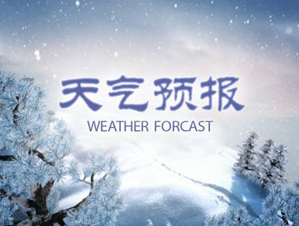 电脑天气预报软件