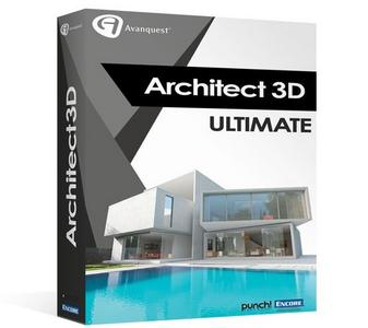 Architect 3D Ultimate 2017v19.0.1.1001 绿色版