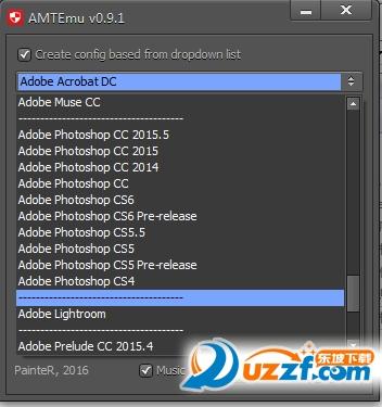 Adobe Photoshop CC 2017注册机64位版截图1