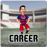 足球生涯汉化版(Soccer Career)1.0 安卓修改版