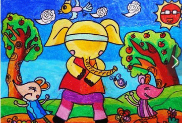 儿童彩色简笔画大全 莉比公主爱画画1.3 安卓版 东坡下载