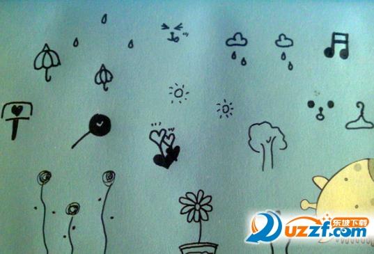 可爱涂鸦手绘画图片大全|可爱涂鸦app2.1.4