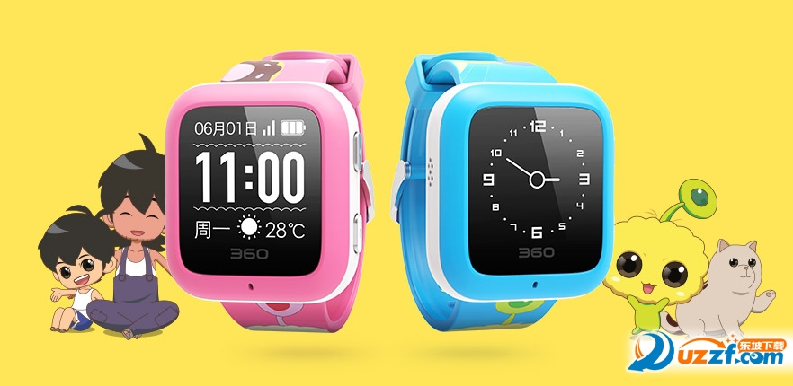 360儿童手表3长江7号版手机版
