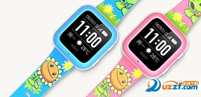 360儿童手表3植物大战僵尸版手机app