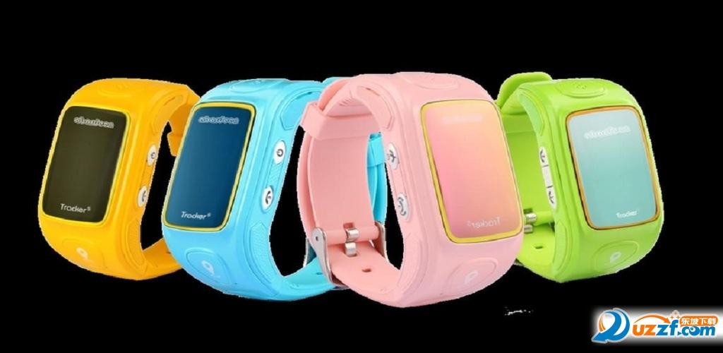 阿巴町儿童智能手表泡泡app
