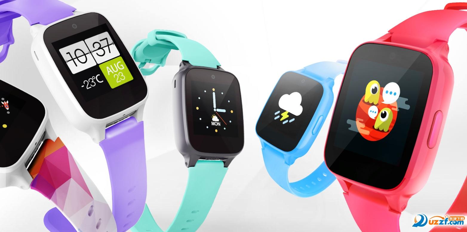 糖猫儿童智能手表E1苹果端