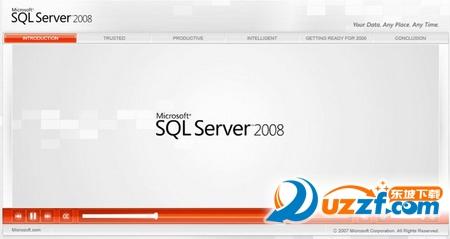 sql server 2008截图0