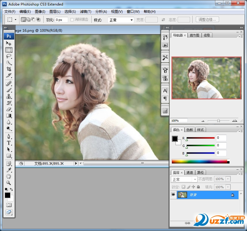 photoshop cs3 破解版(pscs3_photoshop10.0免费版)截图2