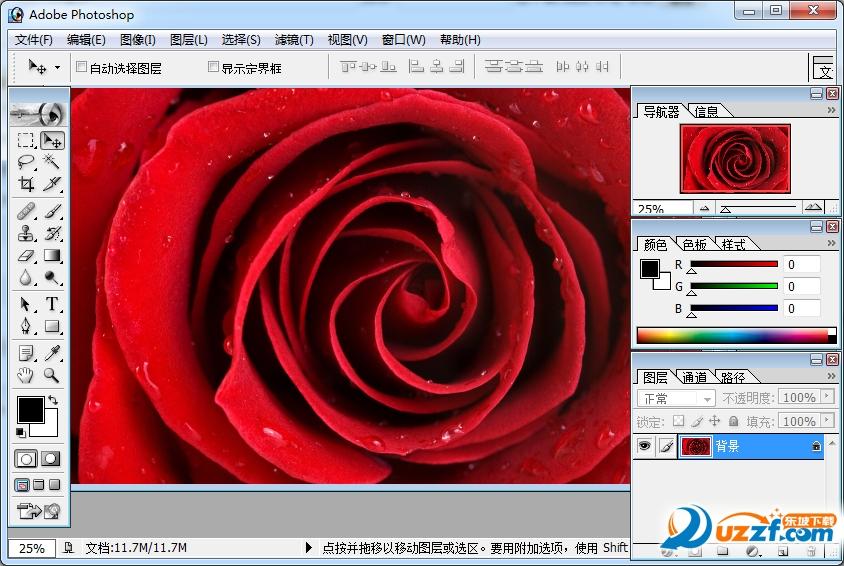 photoshop 7.0 中文破解版截图0