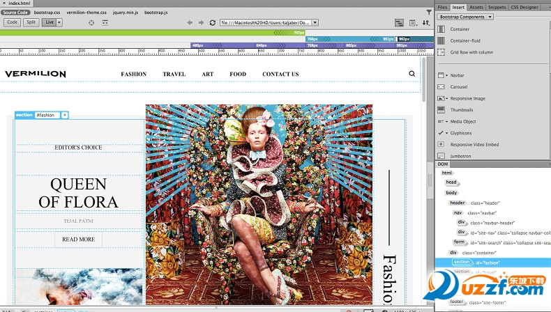 Adobe Dreamweaver CC 2016截�D0