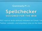 Grammarly拼写检查谷歌插件