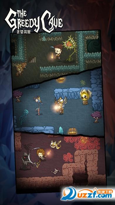 贪婪洞窟(The Greedy Cave)截图