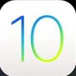 iOS10 GM版描述OTA官方最新版