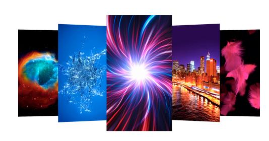 提供了丰富的动态桌面素材,自定义设置冬天壁纸,绚丽多彩,让手机更加