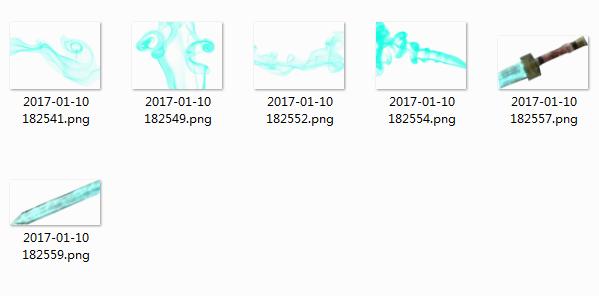 鬼怪的剑p图素材打包下载【附原图】