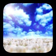 蓝天白云动态视频壁纸软件