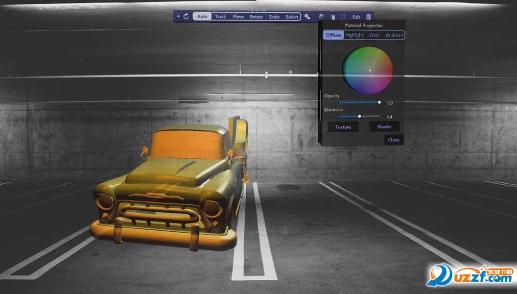 Verto Studio VR建模工具win10版截图3