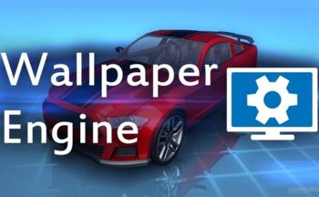 Wallpaper Engine壁�