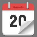 PC诊所迷你桌面日历 3.20┊显示两天内节日节气纪念日等