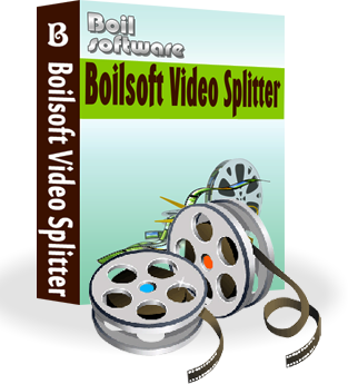 视频分割器(Boilsoft Video Splitter)