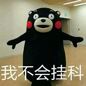 熊本熊考试不挂科表情包高清无水印版