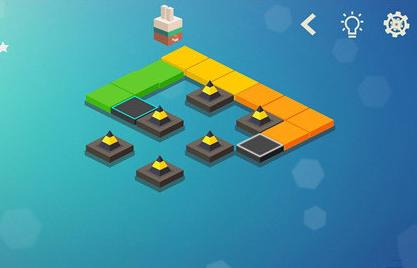 游戏攻略 手机游戏攻略 → 连接建造木块第19关怎么过 第19关图文攻略