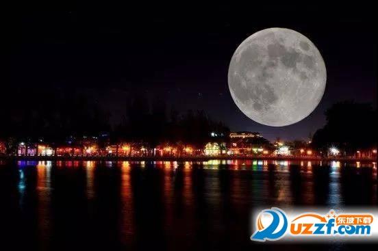 2017中秋节快乐表情包无水印gif版