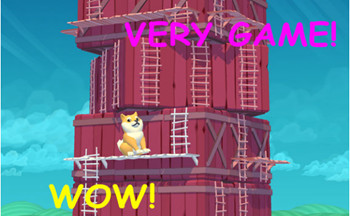 小鸡爬楼梯游戏
