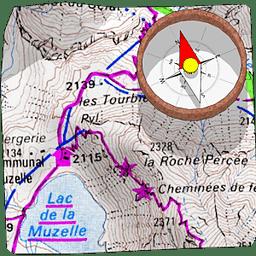 我的地图app(my trails)2.0.16 安卓版