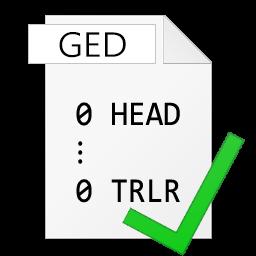 家谱制作免费软件(GEDCOM Validator)