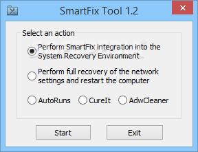SmartFix Tool(系统修复工具)截图1