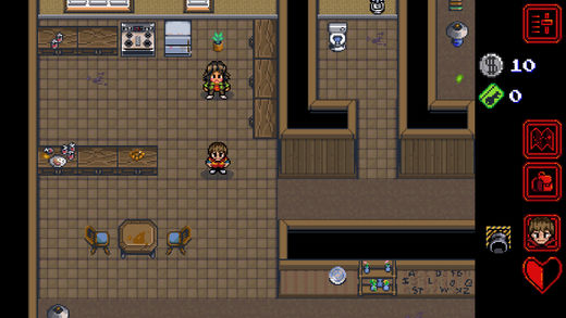 Stranger Things游戏苹果版截图