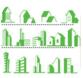 矢量可编辑房地产相关图标软件