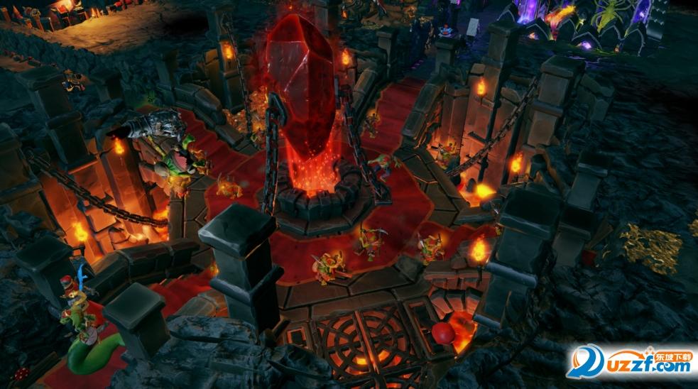 地下城3 PC中英文正式版截�D0