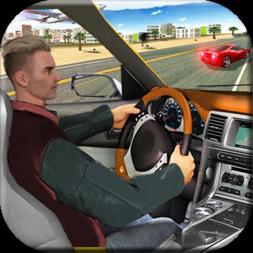 汽车驾驶赛跑1.0.1 安卓最新版