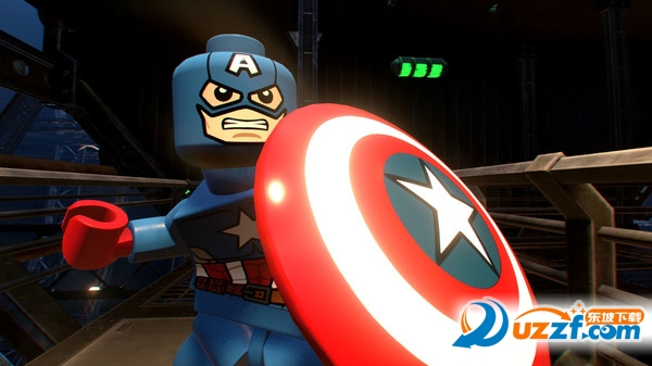 乐高漫威超级英雄2截图1