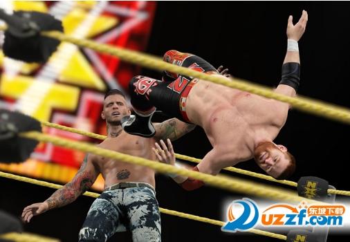 WWE2K18正式版截图0