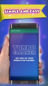 Ram清洁速度Turbo软件截图
