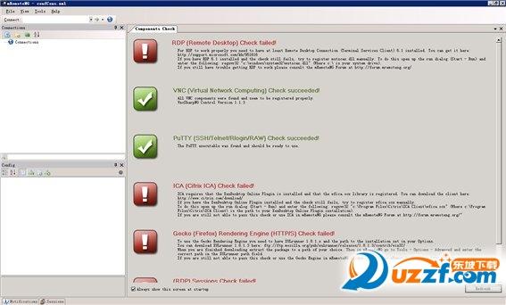 mremoteng网管联网工具截图0