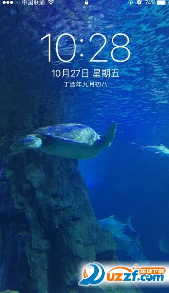 壁纸 海底 海底世界 海洋馆 水族馆 347_600 竖版 竖屏 手机