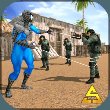 蜘蛛英雄与恐怖主义战争游戏1.0 安卓免费版