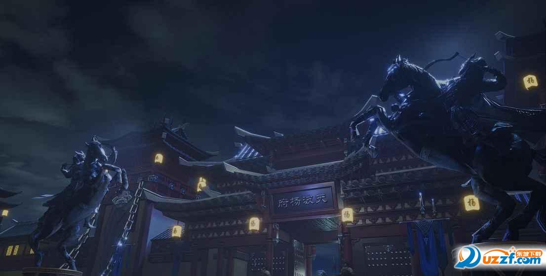 剑侠情缘2剑歌行官方版截图