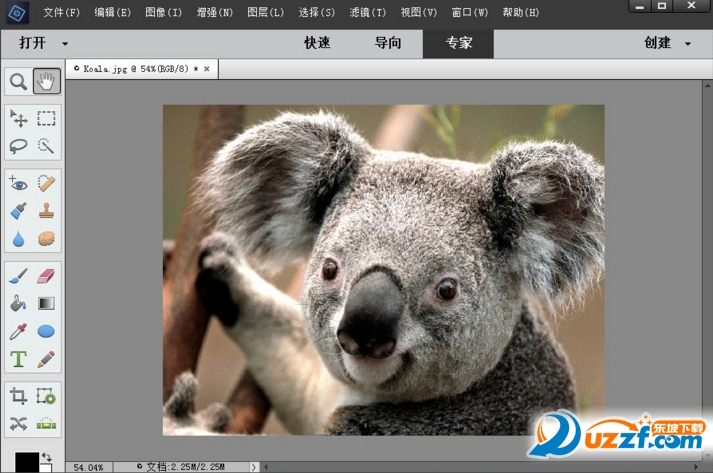 Photoshop Elements 2018中文破解版截图1