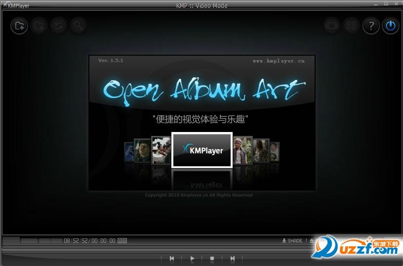 韩国kmplayer中文版播放器截图2