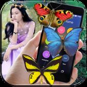 手机蝴蝶恶作剧软件