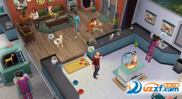 模拟人生4猫狗总动员截图2