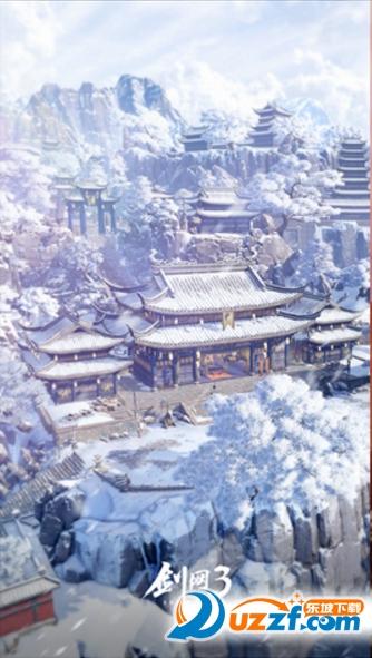 剑网3重制版江湖风景壁纸app截图