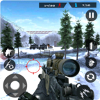 雪山射击狙击手游戏1.1.1 安卓最新版
